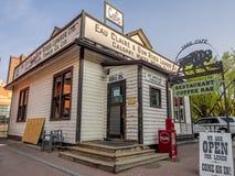 Buffalo Cafe Royalty Free Stock Images