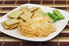 Buffalo Chicken Dip Stock Photography