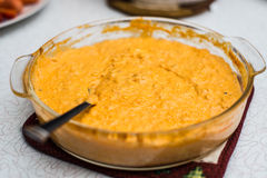 Buffalo Chicken dip Royalty Free Stock Photo