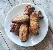 Buffalo chicken wings Stock Image