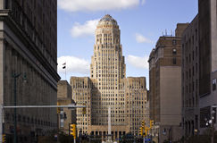 Buffalo City Hall Stock Images