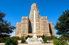 Buffalo City Hall Royalty Free Stock Photo
