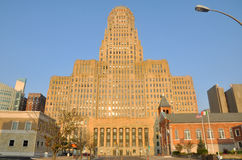 Buffalo City Hall, New York Royalty Free Stock Photos