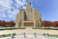 Buffalo City Hall - New York Royalty Free Stock Images