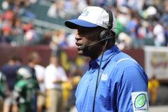 Buffalo coach Turner Gill Stock Photo