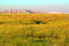 Buffalo Gap National Grassland Royalty Free Stock Photo