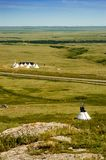 Buffalo Jump  Stock Images