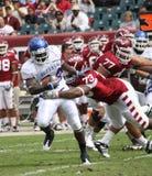 Buffalo linebacker Justin Winters royalty free stock photos