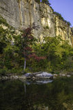 Buffalo National River in Autumn Royalty Free Stock Images