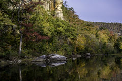 Buffalo National River in Autumn Royalty Free Stock Photography