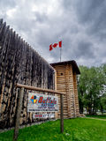 Buffalo Nations Luxton Museum Royalty Free Stock Image