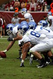 Buffalo Offensive Line Stock Photography