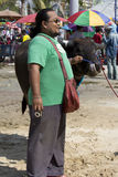 Buffalo Racing Festiva Stock Photography