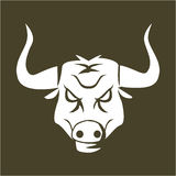 Buffalo sign. Illustrator design .eps 10 Stock Image