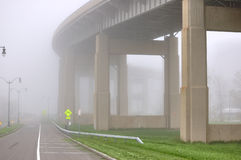 Buffalo Skyway image libre de droits