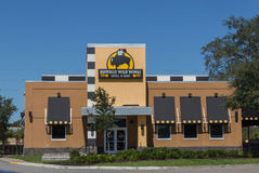 Buffalo Wild Wings Restaurant Stock Image
