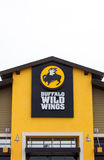 Buffalo Wild Wings restaurant. Stock Photography
