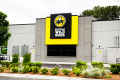 Buffalo wild wings Stock Photo