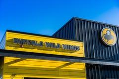 Buffalo Wild Wings Royalty Free Stock Photo