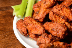 Buffalo Wings Stock Image