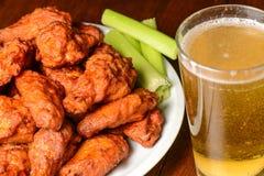 Buffalo Wings Stock Image