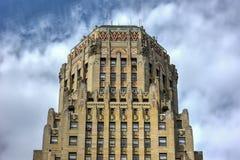 Buffelstadshus - New York arkivfoton