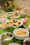 Buffet. Image capture on Hotel Buffet Restaurant Royalty Free Stock Photography
