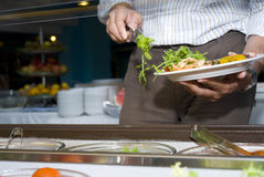 Buffet Royalty Free Stock Photography