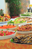 Buffet Image stock