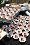 Buffet de dessert Image stock