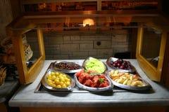 Buffet de fruit Photographie stock libre de droits