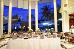 Buffet dinner Royalty Free Stock Photo