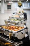 Buffet food Stock Image