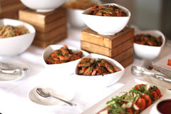 Buffet Food Stock Images