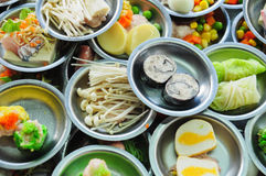 Buffet food on the table Royalty Free Stock Photo