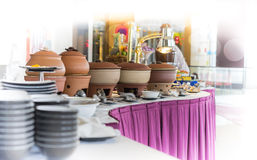 Buffet Stock Images