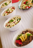 Buffet line Royalty Free Stock Images