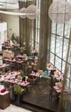 Buffet Restaurant Stock Photo
