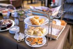 Buffet restaurant Royalty Free Stock Photo