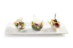 Buffet Salads Royalty Free Stock Photography