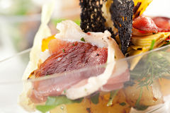 Buffet-Salat Lizenzfreies Stockfoto