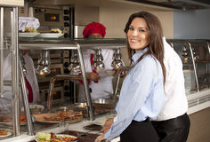 Buffet self-service Stock Images