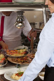Buffet self-service Royalty Free Stock Images