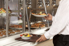 Buffet Stock Photography