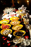 Buffet Style Stock Images