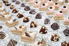 Buffet table dessert Royalty Free Stock Photography