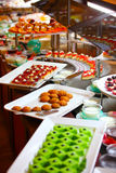 Buffet table Stock Photo