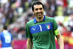 Buffon Royalty Free Stock Photos