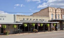Buford` s Meubilair, Holly Springs, de Mississippi Royalty-vrije Stock Afbeeldingen