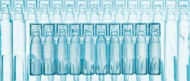 Bufus - goccia di plastica, fiala, fiala, spruzzo Immagine Stock